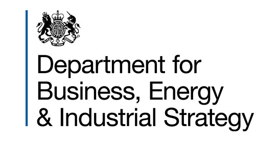 DBEIS- UK's Department for Business, Energy and Industrial Strategy